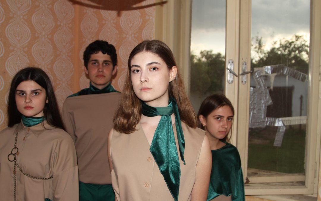 Mladý talent v móde
