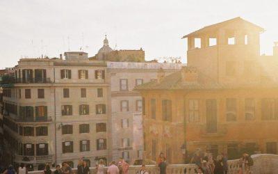 Rím: Krása fresiek a každodennosti