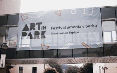 Umenie v parku (našťastie) aj tento rok